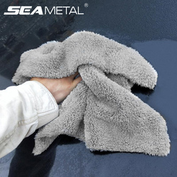 Microfiber Towel Car Wash Towels Auto Detialing Clean Cloth Washing Drying Towels Strong Thick Plush Fiber Car Wash Accessories