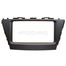 YMODVHT 202x102 мм автомобиля Радио Фризовая для Toyota Prius+ 2013 стерео панель черточки отделка Установка комплект рамки