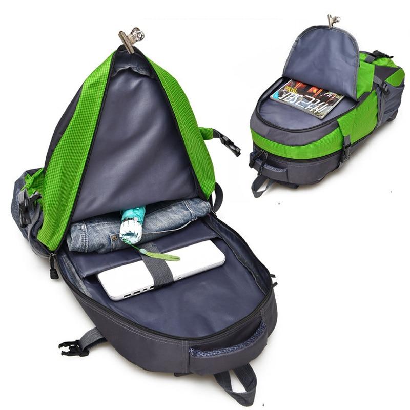 İsti 45L suya davamlı açıq havada idman çantası idman - İdman çantaları - Fotoqrafiya 4