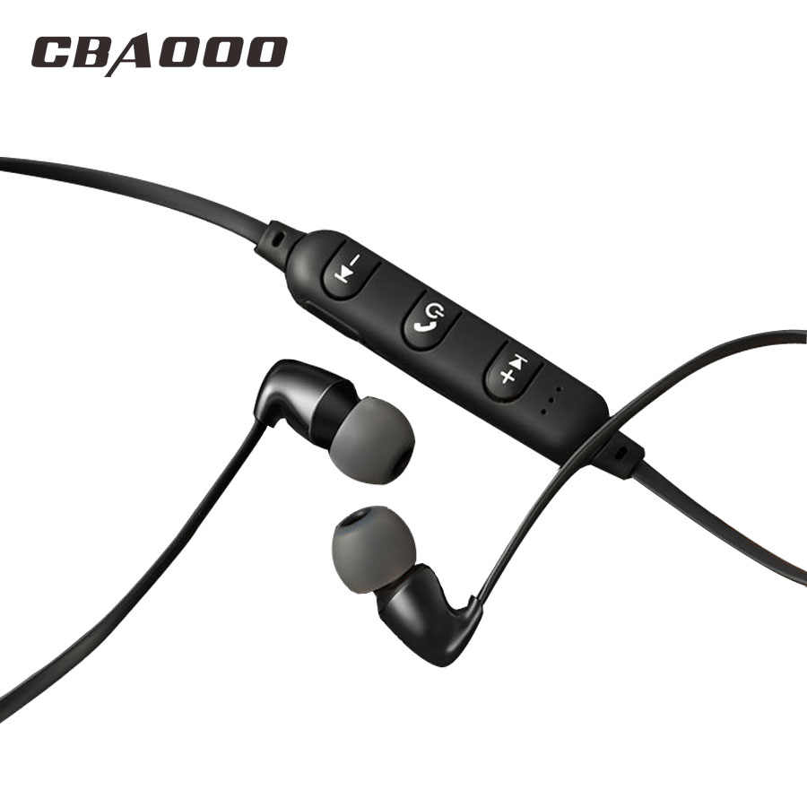 cbaooo tc01s v4 1 wireless earphone headphones sport bluetooth earphone pair in ear bass [ 900 x 900 Pixel ]