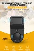 Repeledores de pragas repeller de rato controle de pragas eletrônico ultrassônico também para barata mosquito mosca morcego pássaro aranha rejeitar assassino 1pc|Repelentes| |  -