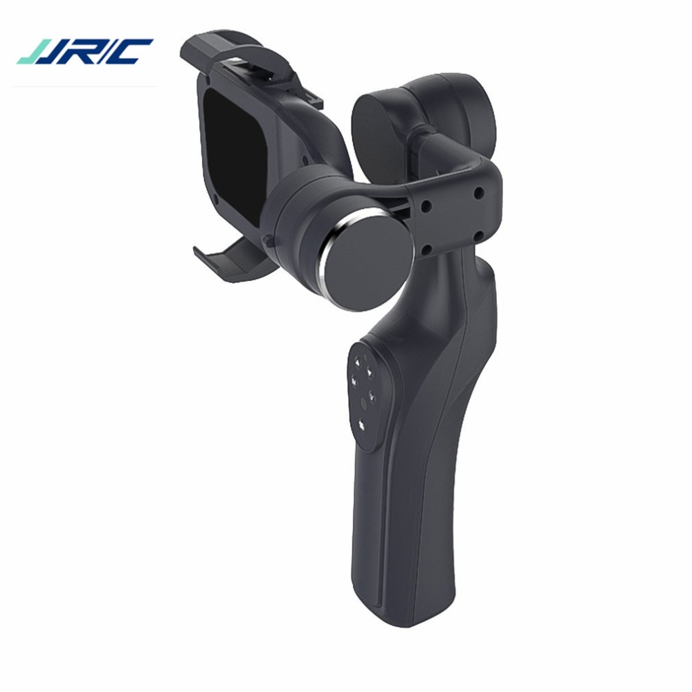 JJ-1S 2-axis Smartphone Brushless Handheld Gimbal Tray Stabilizer for GOPRO/YI/SARGO/MEEE GOU Sport Action Camera tt fpv 3 axis cnc metal brushless gimbal with controller for dji phantom camera drone for gopro 3 4 action sport camera only 180g