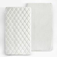 Natural coconut palm mat baby crib mattress infant four seasons latex mattress children formaldehyde free thicken baby mattress