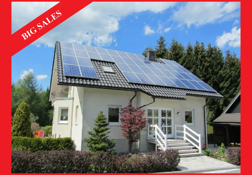 2015 4kw Off Grid Economic Solar Power System For Home New