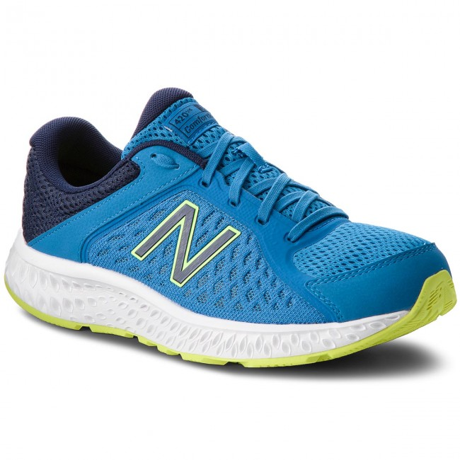 NEW BALANCE Running Shoe Men Unisex M420CM4, Athletics Schedule And Running, Royal