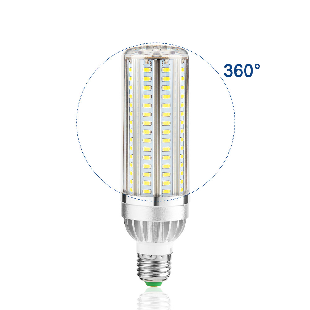LED Bulb Corn Lamp E27 105 129 153leds SMD5730 More Bright Smart IC Light LED E26 25W 35W 45W high power High lumen AC85-265V led smart emergency lamp led bulb led e27 bulb lights light bulb energy saving 5w 7w 9w after power failure automatic lighting