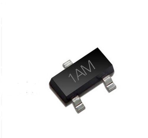 100PCS//lot BC847C SOT-23 1G Original NPN Transistor SOT23 BC847 transistors SMD NPN /à Usage g/én/éral transistors
