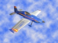 New Colour Schemes Plane MXS R 89 50cc Gas 6 Channels ARF RC Airplane Model