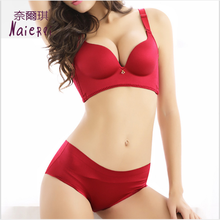 4 Color 70-85 B/C Cup Women Fashion Modal Push Up Comfortable Seamless Adjustable Wire Free Underwear Bra Intimates Lingerie 112
