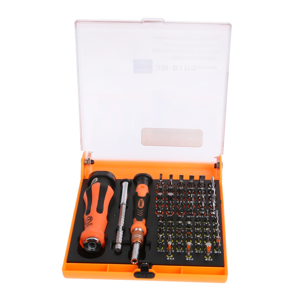 JAKEMY 72in1 Precision Screwdriver Set Ratchet Screwdriver Combination for Mobile Phone Computer Electronic Model DIY Repair