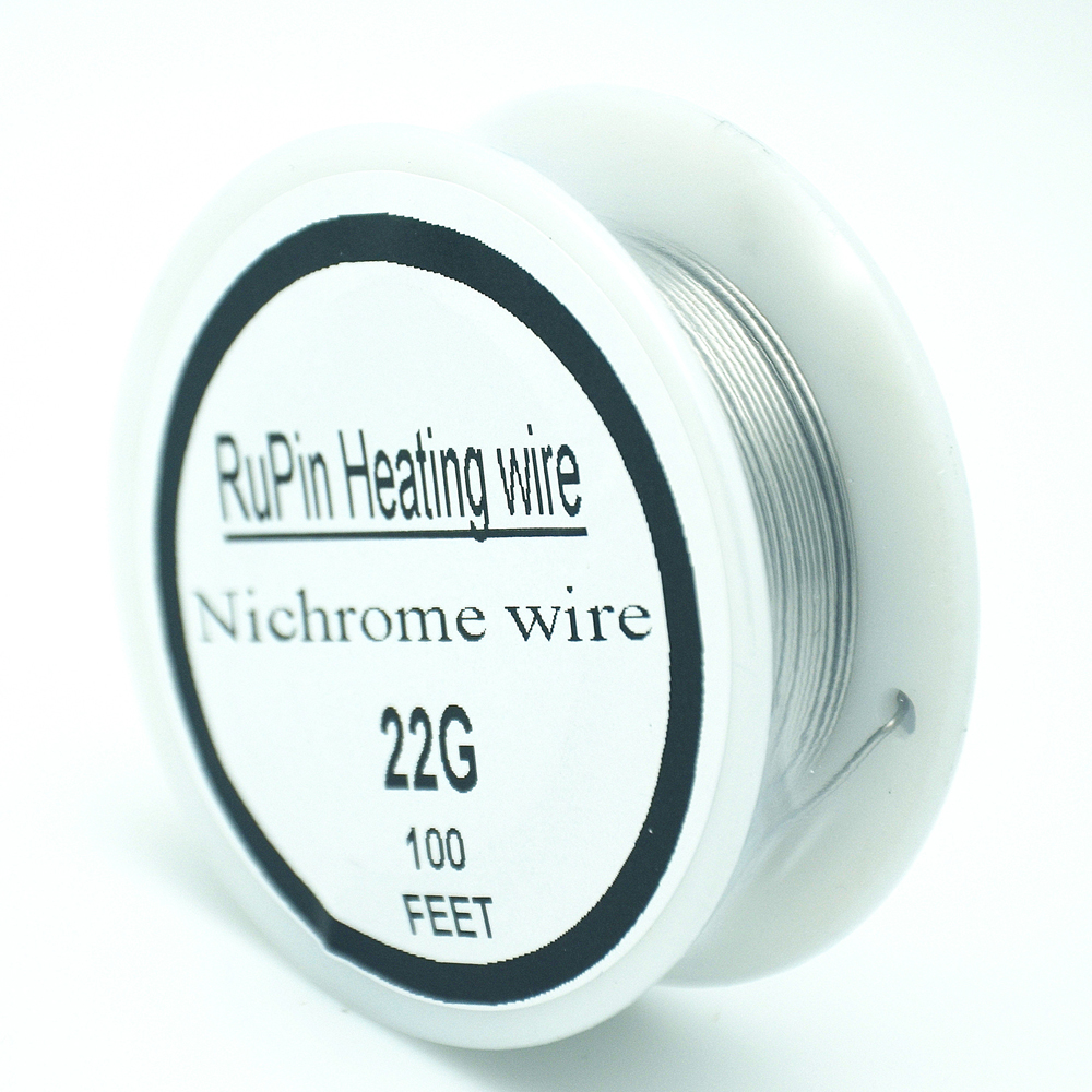 Nichrome wire 28 Gauge 100 FT 0.3mm Cantal Resistance Resistor AWG ...