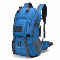 Outdoor Backpack Mountaineering Bag Outdoor Bag Travel Backpack Laptop Bag 40l45l