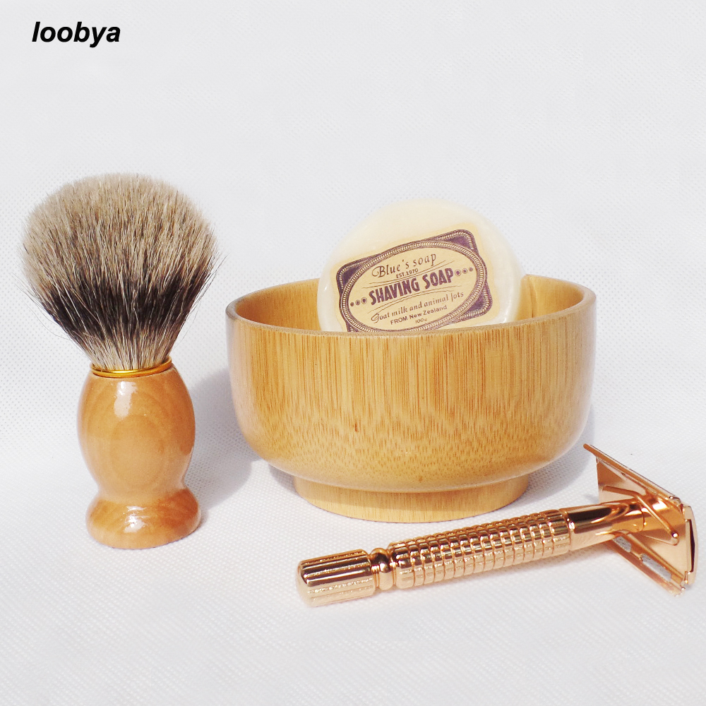 how to use shaving soap without a brush