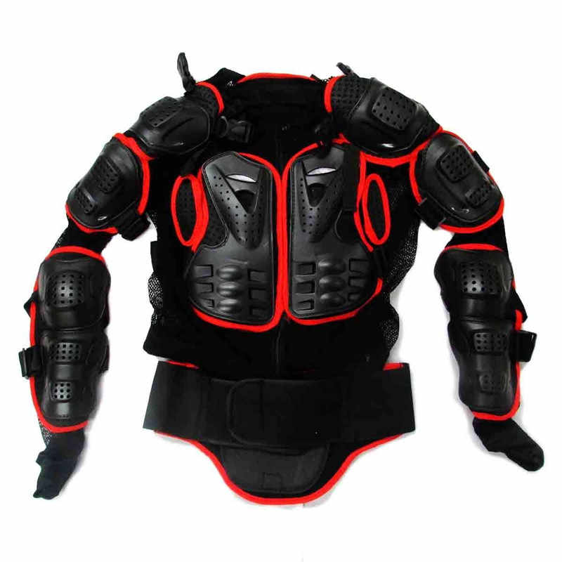 Triclicks Motorcycle Jacket Protective Gear Motocross Gear Armor Body Chest Motor Rider Racing Jacket Motorcycle Protection