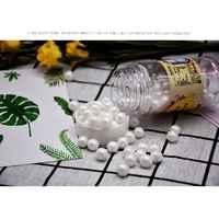 85g White Pearl Candy Sugar Edible Beads DIY Cake Ice Cream Chocolate Craft Decoration Baking Decorative Supply Y1QB
