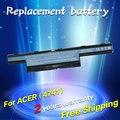 Jigu batería del ordenador portátil para acer aspire 7741g 7741z 7741zg 7750 7750g 7750zg as5741 7551 as10d41 as10d51 as10d61 as10d71 as10d75