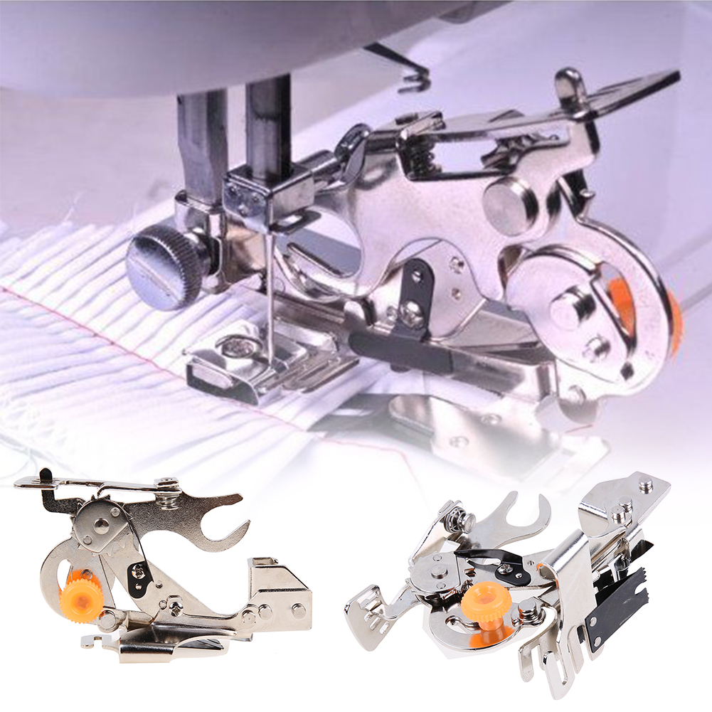 Ruffler Presser Foot DIY Ruffler Household Sewing Machine Parts Presser Foot Sewing Machine Accessories Supplies