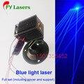Волны 450нм синий лазерный свет 100 мВт синий свет толстый луч Лазерный излучатель
