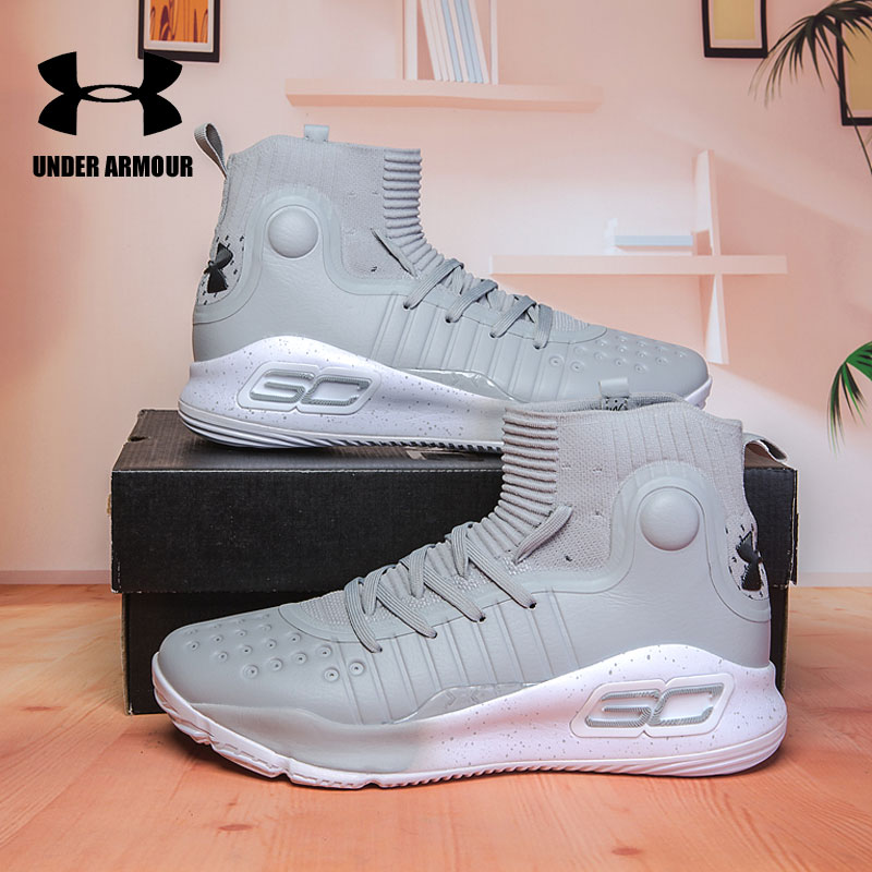 db9eb1f53b4 Under Armour Shoes Men Basketball Shoes UA CURRY 4 zapatillas hombre  Sneakers Men deportiva Male Stephen Sports Shoes
