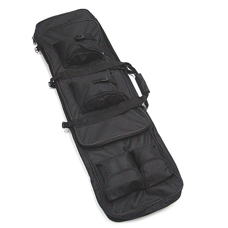 100 CM 120 CM en plein air chasse militaire tactique pistolet sac carré Airsoft fusil fusil fourreau pistolet Protection Case sac à dos