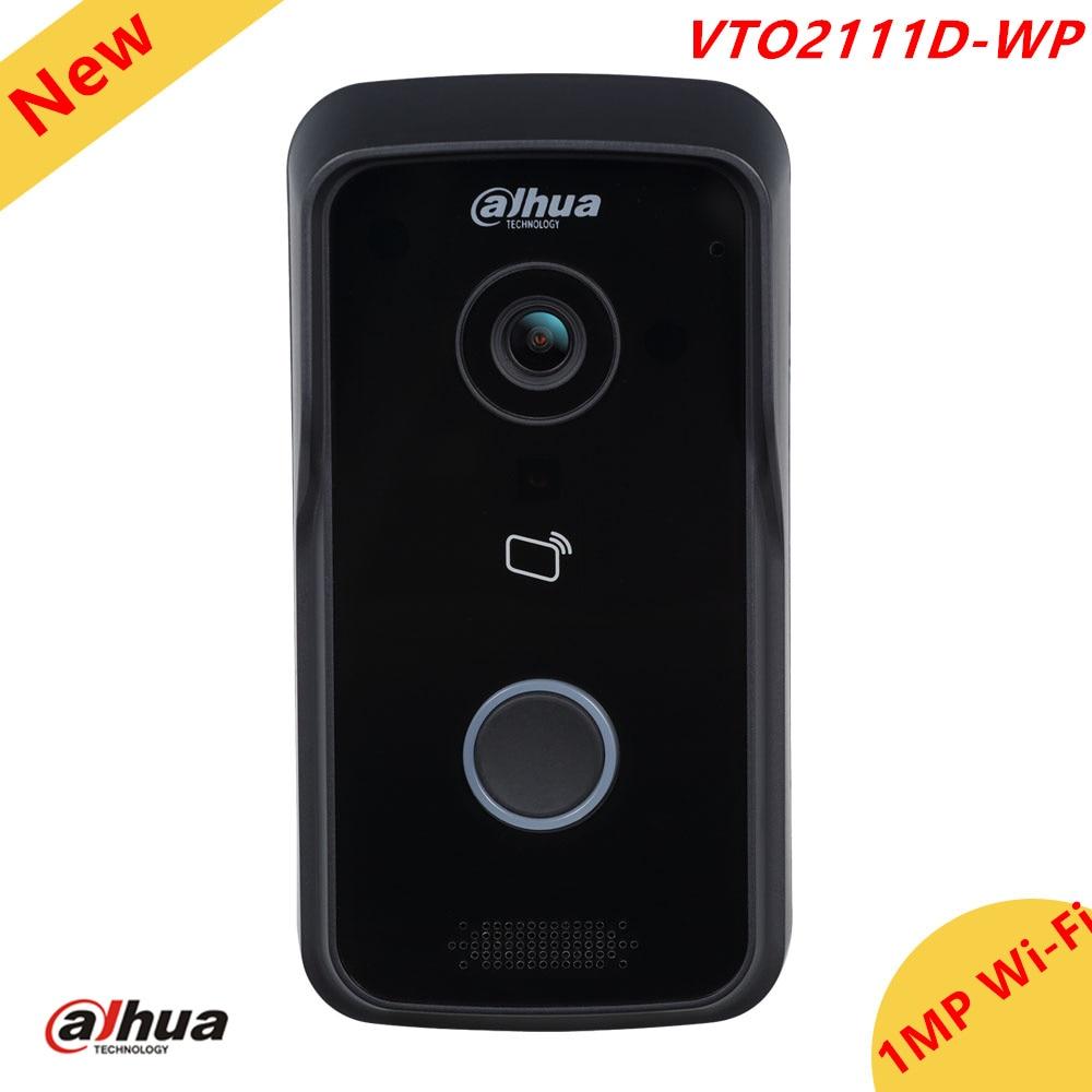 Здесь продается  Dahua 1MP Wi-Fi Villa Outdoor Station VTO2111D-WP HD CMOS camera Large view angle with Night vision and Voice indication  Безопасность и защита