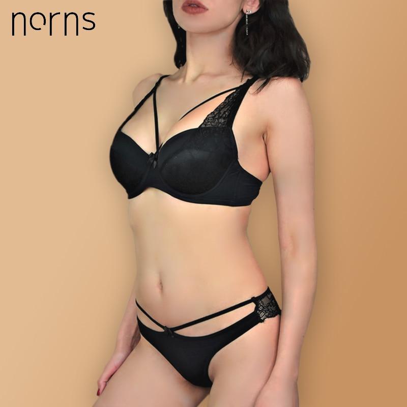 Ropa-interior-sexy-de-mujer-de-Norns-conjunto-de-lencer-a-de-encaje-conjunto-Sujetador-push