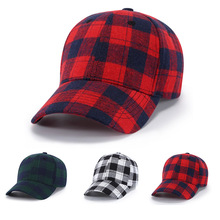 Fashion Snapback Hat Female Bone Baseball Cap Women Muts Male Cap Men Plaid Gorras Sport Bonnet Chapeu Casquette Hip Hop Cap