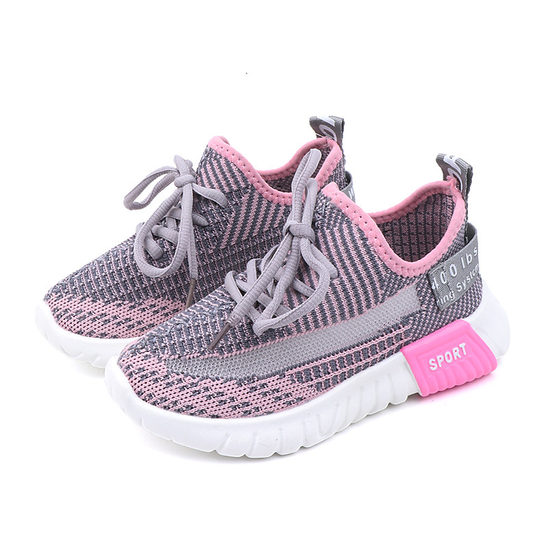 baby girls boys kids shoes for children baby spring sneakers running sport breathable mesh casual flat running sport shoes