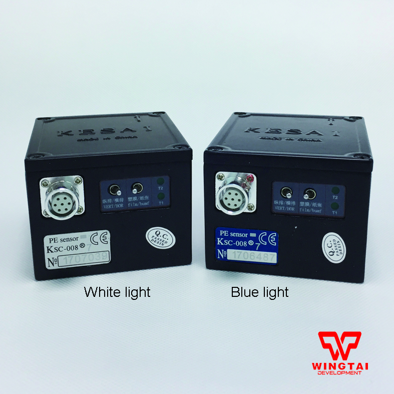 KESAI Color-con / PE Sensor KSC-008 (Blue Light / White Light )