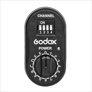 Image 4 - Godox FTR 16 flash sem fio receptor de controle remoto de energia para witstro ad180 ad360 qt gemini gs estúdio flash acessório ft 16
