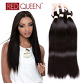 Brazilian Straight Hair 4 Bundles Deal 7a Grade Unprocessed Brazilian Virgin Straight Hair Weave Tissage Bresilienne Lots 4