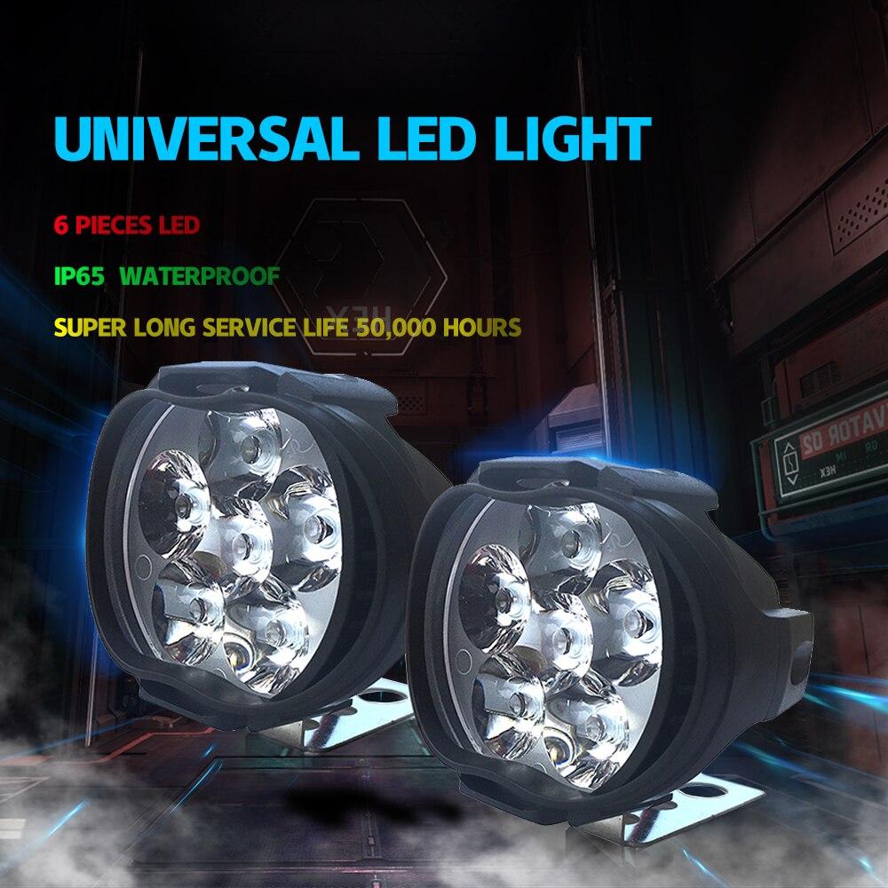 Koplamp Led 4x4 12 Volt Werklampen Off Road Led Light Bar Auto Styling Voor Peugeot 206 Auto Accessoires Fiets Trailer Truck