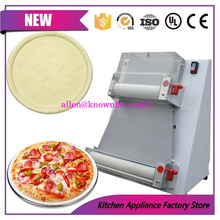 Free shipping commercial pizza dough forming machine Electric Pizza dough press machine/pizza dough sheeter