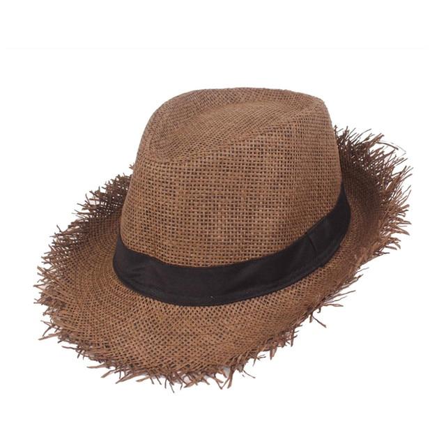 SAGACE Women Summer Hat Beach Paper Hat Ladies Cap Fashionable Handmade Simple Flat Brim Sun Hats for Women Drop Ship 648