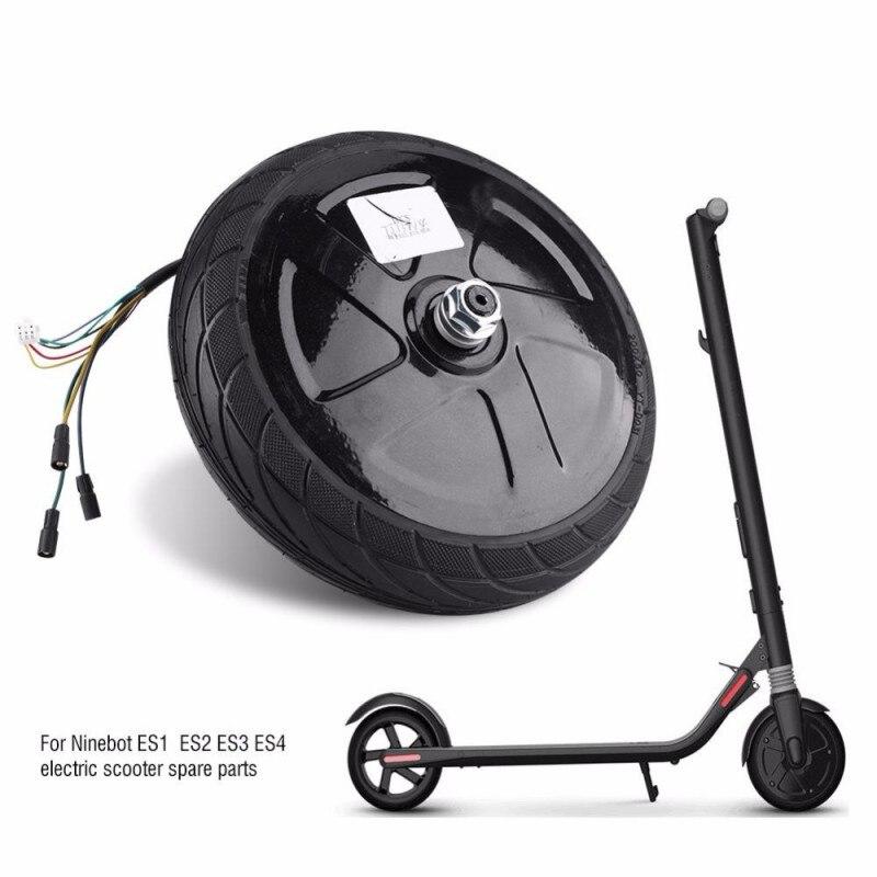 Scooter électrique moteur pneu de rechange pour Xiaomi Ninebot ES1 ES3 ES3 ES4 pièce de rechange nouveau