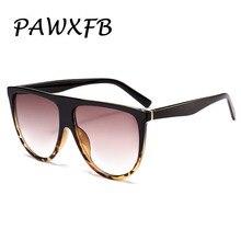 Pop Age New Vintage Oversized Square Women Sunglasses Fashion Brand Designer Sun Glasses Plastic Glasses Lunette de soleil 400UV