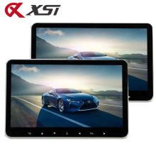 XST 10.2 Inch Ultra-thin Car Headrest Monitor MP5 video Player HD 1080P Video Screen With USB/SD/HDMI/FM Transmitter/Speaker