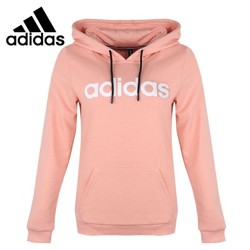 Original New Arrival 2019 Adidas NEO W CE HOODY Women s Pullover Hoodies Sportswear