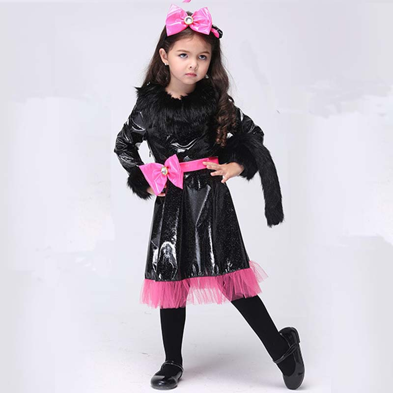 sc 1 st  AliExpress.com & Buy catwoman costumes for girls and get free shipping on AliExpress.com