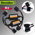 TAITIAN H4 9003 Error Free Warning LED Headlight Canceller Load Resistor Canbus Decoder