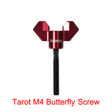 Quadcopter Kit Frame Butterfly Aluminum Alloy Screw Tarot 810 T960 Rc Parts Carbon Fiber Diy Professional Drones Motor Mount