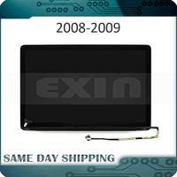 New Glossy for Macbook Pro 15 A1286 LCD Screen Display Full Assembly 2008 2009 Year MB470 MB471 MC026 MC118 MB985 MB986