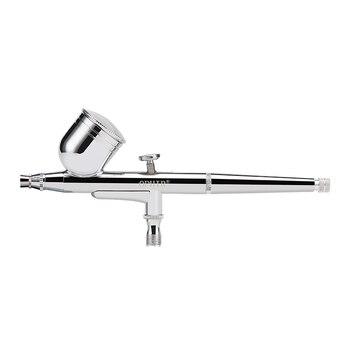 Kit de aerógrafo de doble acción OPHIR, boquilla de 0,3mm de alta calidad, pistola, arte de uñas, aerógrafo para aire Compressor_AC004A