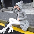 2016 New spring jacket women winter coat women warm outwear Thin Padded cotton Jacket coat Casual Womens Clothing High Quality