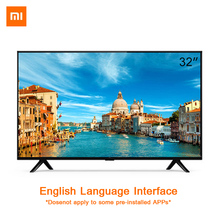 Xiaomi Smart 4A 32 inches 1366×768 LED Television TV Set HDMI WIFI Miracast Ultra-thin1GB Ram 4GB Rom Game Play Display