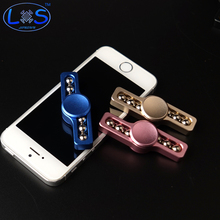 2017 Creative Fidget Spinner Toy Aluminum Alloy EDC Hand Spinner For Autism and ADHD Rotation Time Long Anti Stress Toys