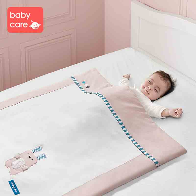 babycare Universal Cotton Cover Quilt Four Seasons/Summer Cool Baby 120*100cm Winter/Summer Soft