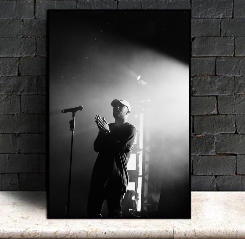 New Mac Miller Music Angel Rapper Star 24x36 12x18 Silk Poster 947