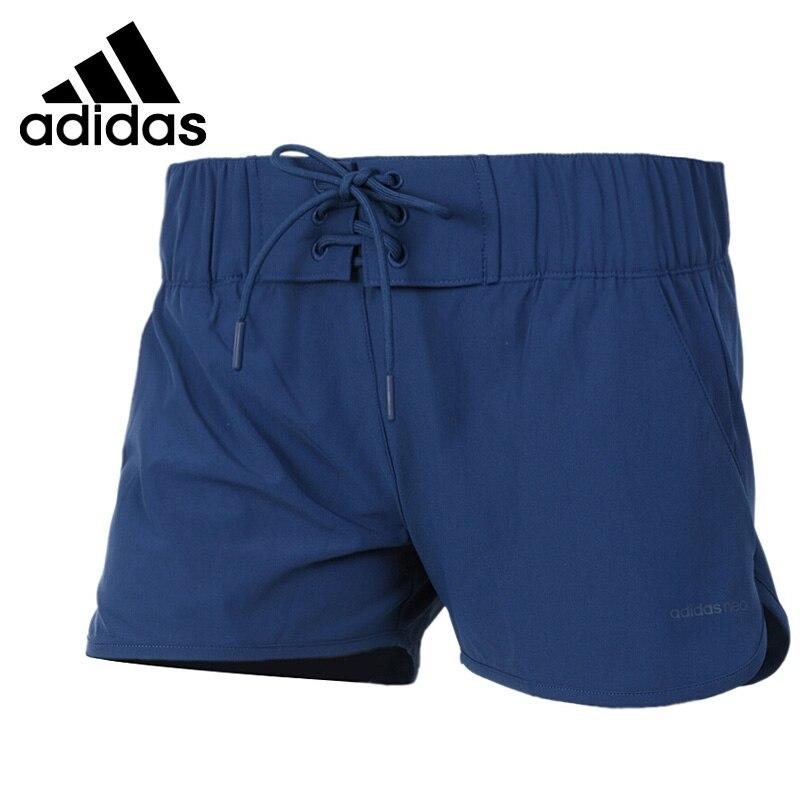 Original New Arrival 2017 Adidas NEO Label Women's Woven Shorts Sportswear original new arrival 2017 adidas neo label w woven s pants women s pants sportswear