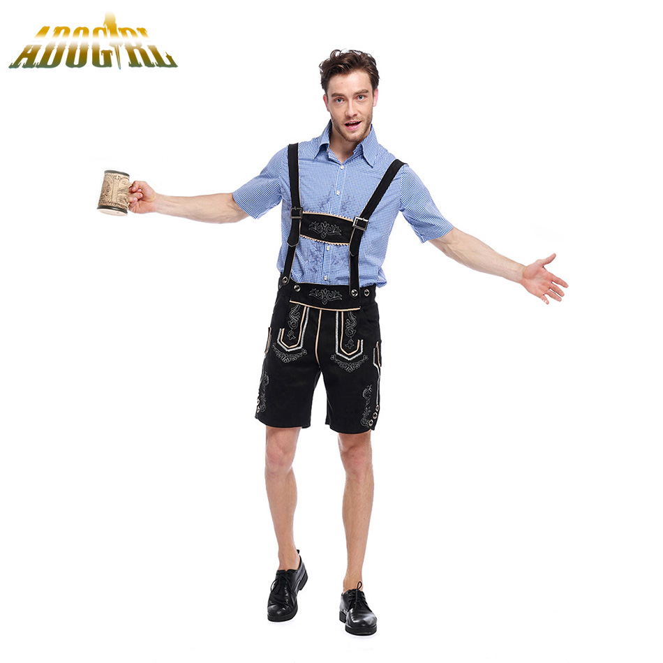 2 Pcs Hot German Beer Man Costumes Adult German Bavarian Oktoberfest Costume Plus Size S-XL For Men Halloween Cosplay Costumes  sc 1 st  Google Sites & ?2 Pcs Hot German Beer Man Costumes Adult German Bavarian ...